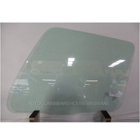 MITSUBISHI FUSO FIGHTER - 1/2008 TO CURRENT - TRUCK - PASSENGERS - LEFT SIDE FRONT DOOR GLASS