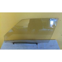 suitable for TOYOTA CAMRY SV11 - 5DR HATCH 4/83>4/87 - LEFT SIDE FRONT DOOR GLASS
