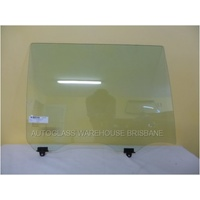 NISSAN PATROL Y62 - 5DR WAGON 2013>CURRENT - LEFT SIDE REAR DOOR GLASS