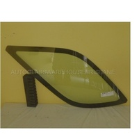 SUBARU IMPREZA N WRX - 4/1993 to 9/2000 - WAGON - PASSENGERS - LEFT SIDE REAR CARGO GLASS