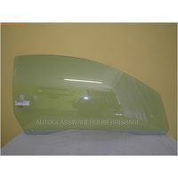 PEUGEOT 206 CABRIOLET - 10/2001 TO 5/2007 - 2DR COUPE - DRIVERS - RIGHT SIDE FRONT DOOR GLASS