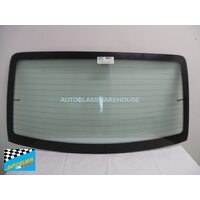 PEUGEOT 206 CABRIOLET - 10/2001 TO 5/2007 - 2DR COUPE - REAR WINDSCREEN GLASS - HEATED (1125 x 590)