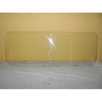ISUZU NKR/NPR/NPS/NQR - NARROW/WIDE CAB - 7/1993 to 2007 - TRUCK - REAR SCREEN GLASS - GREEN (830 X 310MM)