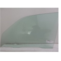 DAEWOO NUBIRA J100/J150 - 7/1997 TO 12/2003 - SEDAN/HATCH/WAGON - DRIVERS - RIGHT SIDE FRONT DOOR GLASS