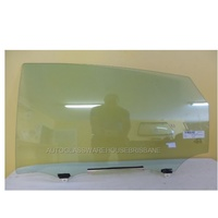 TOYOTA PRIUS NHW20R 10/2003 to 7/2009 - 5DR HATCH - LEFT SIDE REAR DOOR GLASS