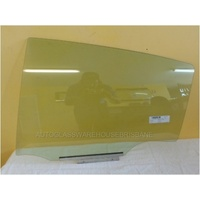 suitable for TOYOTA YARIS - 5DR HATCH 11/11>CURRENT - LEFT SIDE REAR DOOR GLASS