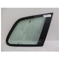 VOLKSWAGEN TOUAREG 7P 4WD - 7/2011 to CURRENT - 5DR WAGON - DRIVERS - RIGHT SIDE REAR CARGO GLASS - WITH AERIAL - NO ENCAPSULATION
