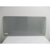 MERCEDES MB100/140 VAN 11/1999 to 12/2004 - SWB/LWB - LEFT or RIGHT SIDE - FRONT or REAR FIXED WINDOW GLASS - COMMON - GREY - 530mm  X 1125mm