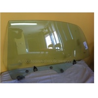 MITSUBISHI MAGNA TE/TF/TH/TJ/TL - 4/1996 to 8/2005 - 4DR SEDAN - LEFT SIDE REAR DOOR GLASS