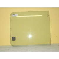 FORD ECONOVAN JG/JH - 5/1984 TO 7/2006 - SWB/MWB/LWB VAN - DRIVERS - RIGHT SIDE MIDDLE SLIDING GLASS (REAR PIECE)
