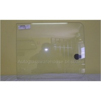 MITSUBISHI L300 VAN 4/80 to 9/86 L300 RIGHT SIDE SLIDING GLASS REAR GLASS