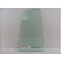 KIA RIO KNADC - 7/2000 to 8/2005 - 5DR HATCH - DRIVERS - RIGHT SIDE REAR QUARTER GLASS