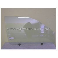 HOLDEN COLORADO RC - 7/2008 to 5/2012 - 2DR/4DR UTE - RIGHT SIDE FRONT DOOR GLASS