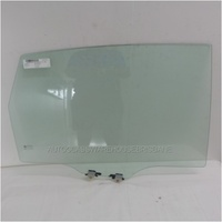 HONDA CR-V RE4 - 2/2007 to 11/2012 - 5DR WAGON - DRIVERS - RIGHT SIDE REAR DOOR GLASS