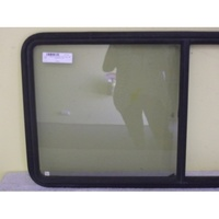 FORD TRANSIT VE/VF/VG - VAN 4/94>9/00-PASSENG-LEFT SIDE-FRONT SLIDING 1/2 GLASS