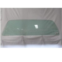 FORD F250 F250, F350 - 8/2001 to 12/2006 - 2DR /4DR UTE - REAR WINDSCREEN GLASS (NOT HEATED) - GREEN - 470h X 1645w