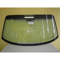 MAZDA MX5  3/1998 to  8/2005 NB 2DR HARD-TOP / CONVERTIBLE - FRONT WINDSCREEN GLASS - 1383 x 655