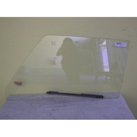 MITSUBISHI L300 - VAN  4/80>9/86 - PASSENGERS - LEFT SIDE - FRONT DOOR GLASS