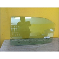 TOYOTA CAMRY ASV50R - 12/2011 to 5/2015 - PASSENGERS - LEFT SIDE REAR DOOR GLASS - WITHOUT FITTINGS