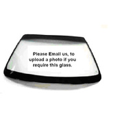 HOLDEN COMMODORE VE - 8/2006 to 4/2013 - SEDAN/WAGON/UTE - FRONT WINDSCREEN GLASS - LOW-E COATING,MIRROR BUTTON - CLEAR