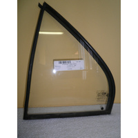 HYUNDAI ACCENT LC - 5/2000 to 4/2006 - SEDAN/HATCH - LEFT SIDE REAR QUARTER GLASS - CLEAR