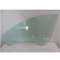 AUDI A3 S3 - 6/1997 to 1/2004 - 5DR HATCH - PASSENGER - LEFT SIDE FRONT DOOR GLASS