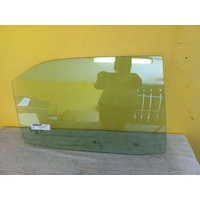 suitable for TOYOTA AURION GSV50R - 4DR SEDAN 04/12>CURRENT - RIGHT SIDE REAR DOOR GLASS