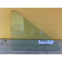 suitable for TOYOTA AURION GSV50R - 4DR SEDAN 04/12>CURRENT - LEFT SIDE REAR QUARTER GLASS