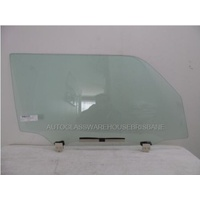 suitable for TOYOTA RUKUS AZE151R - 5DR WAGON 05/10>CURRENT - RIGHT SIDE FRONT DOOR GLASS