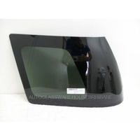 TOYOTA LANDCRUISER FJ - 03/2011 TO CURRENT - 5DR WAGON - LEFT SIDE REAR CARGO GLASS - PRIVACY GREY