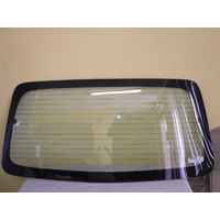FORD ECONOVAN JH SERIES 3 - 10/1999 TO 12/2005 - MWB/LWB VAN - REAR WINDSCREEN GLASS (1311 X 632)