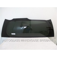 TOYOTA PRADO 150 SERIES - 11/2009 to CURRENT - WAGON - REAR WINDSCREEN GLASS - PRIVACY TINT
