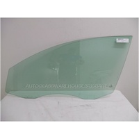 VOLKSWAGEN PASSAT 3C MK 6-6.5 - 3/2006 TO 02/2014 - SEDAN/WAGON - PASSENGERS - LEFT SIDE FRONT DOOR GLASS