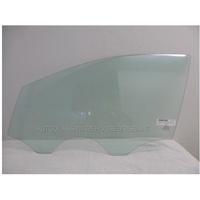 VOLKSWAGEN POLO - 5/2010 to 11/2017 - 5DR HATCH - LEFT SIDE FRONT DOOR GLASS