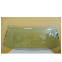 FORD FALCON XD/XE/XF - 3/1979 to 12/1987 - 4DR SEDAN - REAR WINDSCREEN GLASS - GREEN