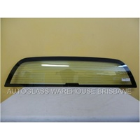 HOLDEN COMMODORE VU/VY/VZ - 12/2000 to 7/2007 - 2DR UTE - REAR WINDSCREEN GLASS