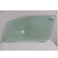 PEUGEOT 208 - 10/2012 to CURRENT - 3DR HATCH - LEFT SIDE FRONT DOOR GLASS