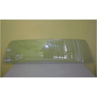 HOLDEN RODEO TF - 7/1988 to 12/2002 - UTE - REAR WINDSCREEN GLASS- CLEAR
