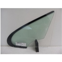 PEUGEOT 307 - 12/2001 to 2008 - 5DR HATCH/WAGON - PASSENGERS - LEFT SIDE FRONT QUARTER GLASS