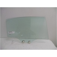 HONDA CIVIC 9th GEN - 2/2012 to 12/2015 - 4DR SEDAN - DRIVERS - RIGHT SIDE REAR DOOR GLASS