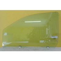 HOLDEN COLORADO RG - 6/2012 to CURRENT - UTE/WAGON - PASSENGERS - LEFT SIDE FRONT DOOR GLASS