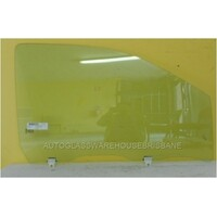 HOLDEN COLORADO RG - 6/2012 to CURRENT - UTE/WAGON - DRIVERS - RIGHT SIDE FRONT DOOR GLASS