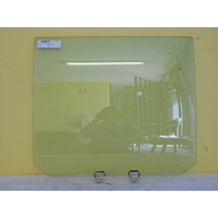 GREAT WALL 4WD - UTE 06/09>7/10 - LEFT SIDE REAR DOOR GLASS