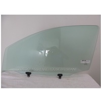 NISSAN DUALIS J10 - 2007 TO CURRENT - 4DR WAGON - LEFT SIDE FRONT DOOR GLASS