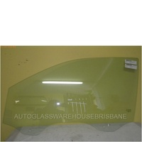MAZDA BT-50 UP - 10/2011 to CURRENT - 2DR SINGLE/EXTRA CAB - PASSENGERS - LEFT SIDE FRONT DOOR GLASS