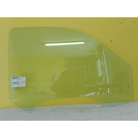 MAZDA BT-50 - 11/2006 to 9/2011 - UTE - DRIVERS - RIGHT SIDE FRONT DOOR GLASS