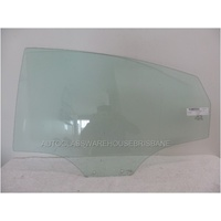 HYUNDAI ACCENT - 5DR HATCH 7/11>CURRENT - LEFT SIDE REAR DOOR GLASS