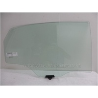 HYUNDAI i30 GD - 5DR HATCH 5/2012 > CURRENT - RIGHT SIDE REAR DOOR GLASS