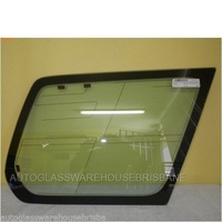 SUBARU FORESTER - 5/2002 to 2/2008 - 5DR WAGON - 79V - DRIVERS - RIGHT SIDE REAR CARGO GLASS - AERIAL, HEATER
