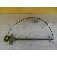 MERCEDES VITO - VAN 1/98>3/04 - LEFT FRONT DOOR MANUAL WINDOW REGULATOR